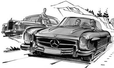 Mercedes-Market-300SL