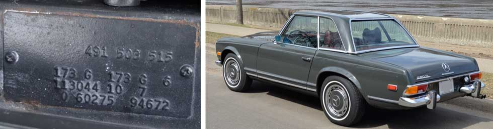 Mercedes-Paint-Color-173-Gray-1970-280SL