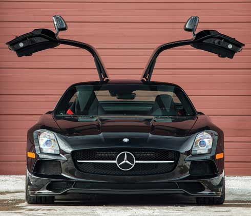 2014-Mercedes-Benz-SLS-AMG-Black-Series-Coupe Mercedes Market Auction Preview Amelia Island