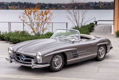 Gooding-and-Company-Ameila-Island-2018-1958-Mercedes-300SL-Roadster-Mercedes-Market-Preview-1