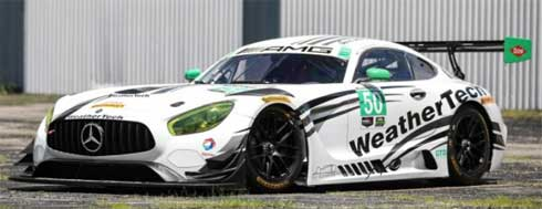 Lot-046-Gooding-and-Company-Auctions-Pebble-Beach-2018-2017-Mercedes-Benz-AMG-GT3-Weathertech
