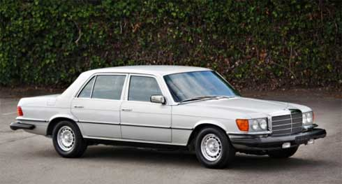 Lot-105-Gooding-and-Company-Auctions-Pebble-Beach-2018-Mercedes-450SEL-6.9