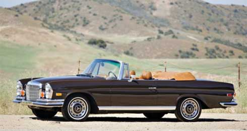 Lot-136-Gooding-and-Company-Auctions-Pebble-Beach-2018-Mercedes-280SE-3.5-Cabriolet