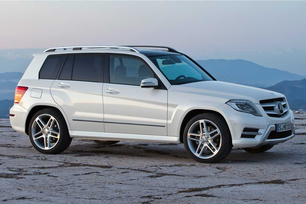 Options Explained 2017 Mercedes Glk Cl Option Packages For The 350 And
