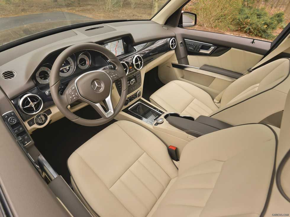 2014-Mercedes-GLK350-ALmond-Mocha-Leather-interior-Mercedes-Market