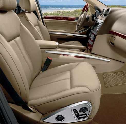 2012-mercedes-GL450-P1-package-P2-Package-memory-seat