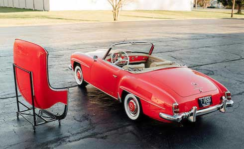Bonhams-Auction-Scottsdale-2018-Mercedes-190SL-Roadster-2