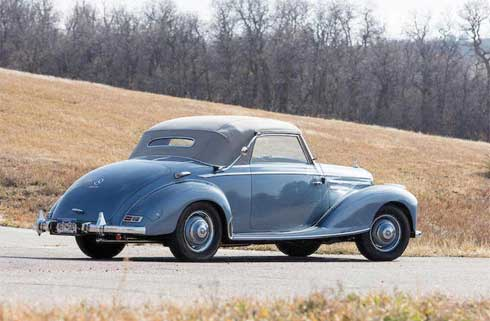 Bonhams-Auction-Scottsdale-2018-Mercedes-220-Cabriolet-A-Mercedes-Market
