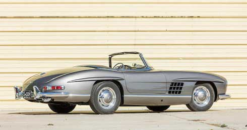 Bonhams-Auction-Scottsdale-2018-Mercedes-300SL-Roadster--1