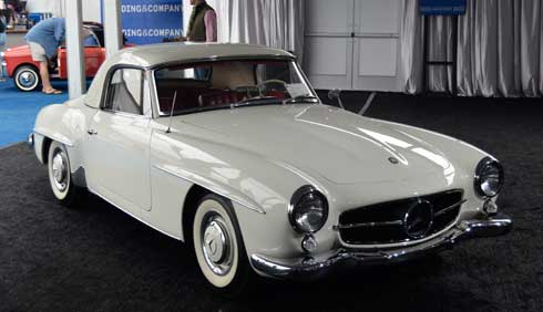 Gooding-and-Company-190SL-Mercedes-Auction-Results-Arizona-2018