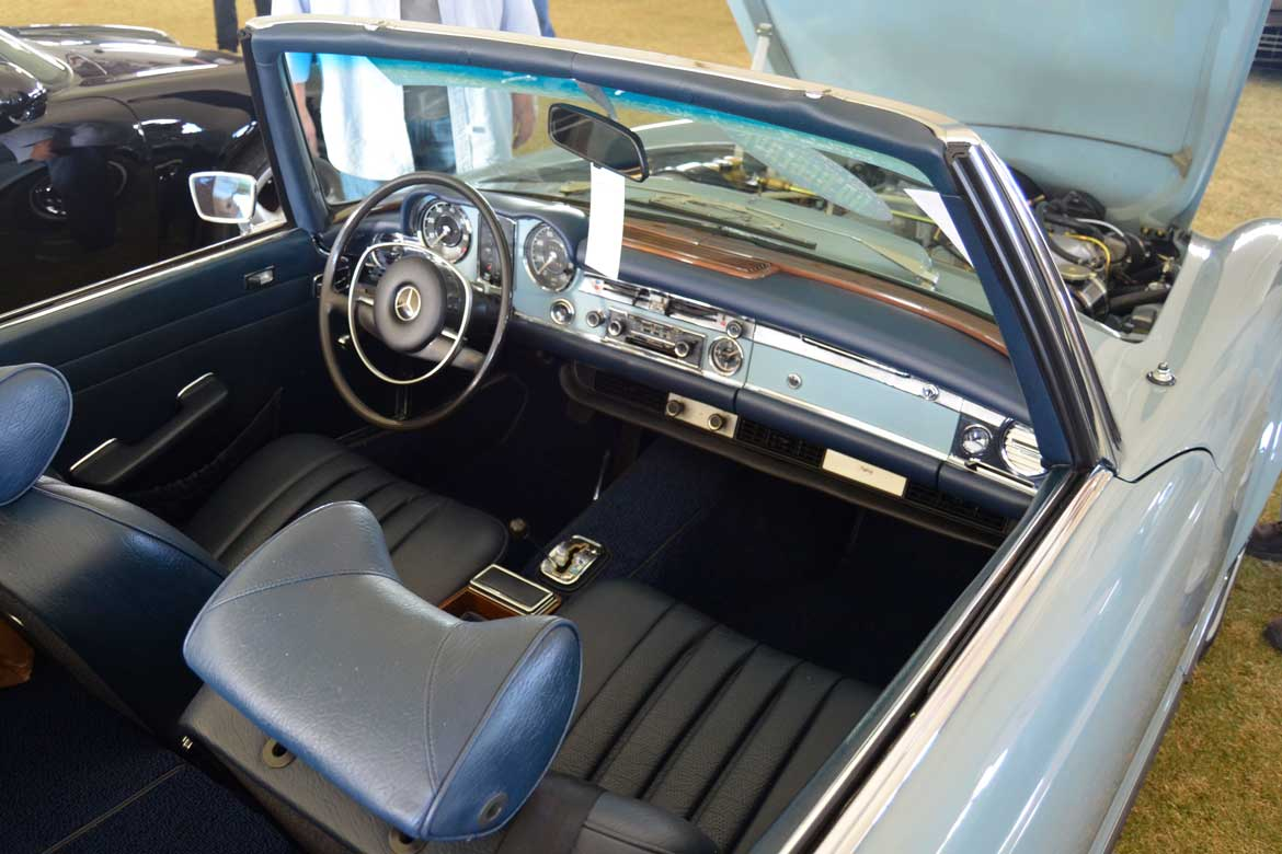 One Owner Mercedes 280 Sl Brings Strong Money At Russo And Steele Scottsdale 2018