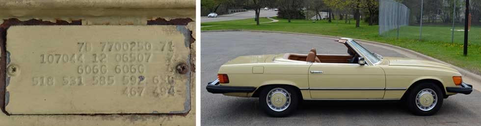 Mercedes-Paint-Color-606-Maple-Yellow-Mercedes-Benz-Paint-Color-Library-Project-Mercedes-Market