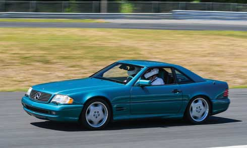 Mercedes-Benz-SL500-La-Costa-Edition-MBCA-Starfest-2016-Walt-Anderson