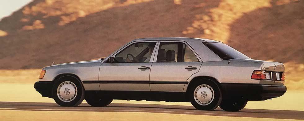 Mercedes-W124-history-Mercedes-Market