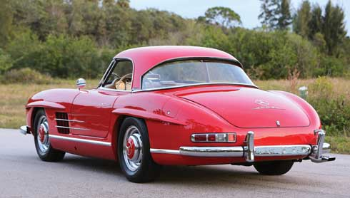 1957-Mercedes-Benz-300-SL-Roadster Mercedes Market Auction Preview Amelia Island