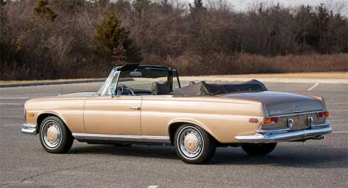 Bonhams-Amelia-Island-Auction-2018-Mercedes-Market-Preview-280-SE-Convertible