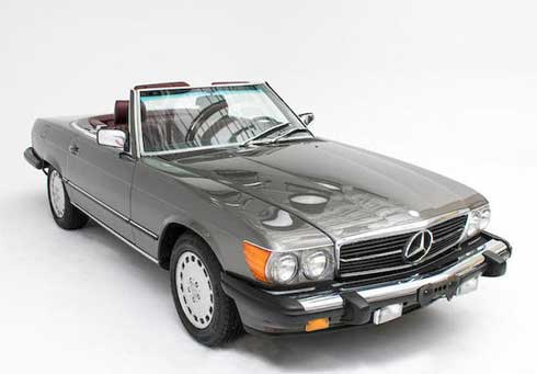Bonhams-Amelia-Island-Auction-2018-Mercedes-Market-Preview-560SL-1