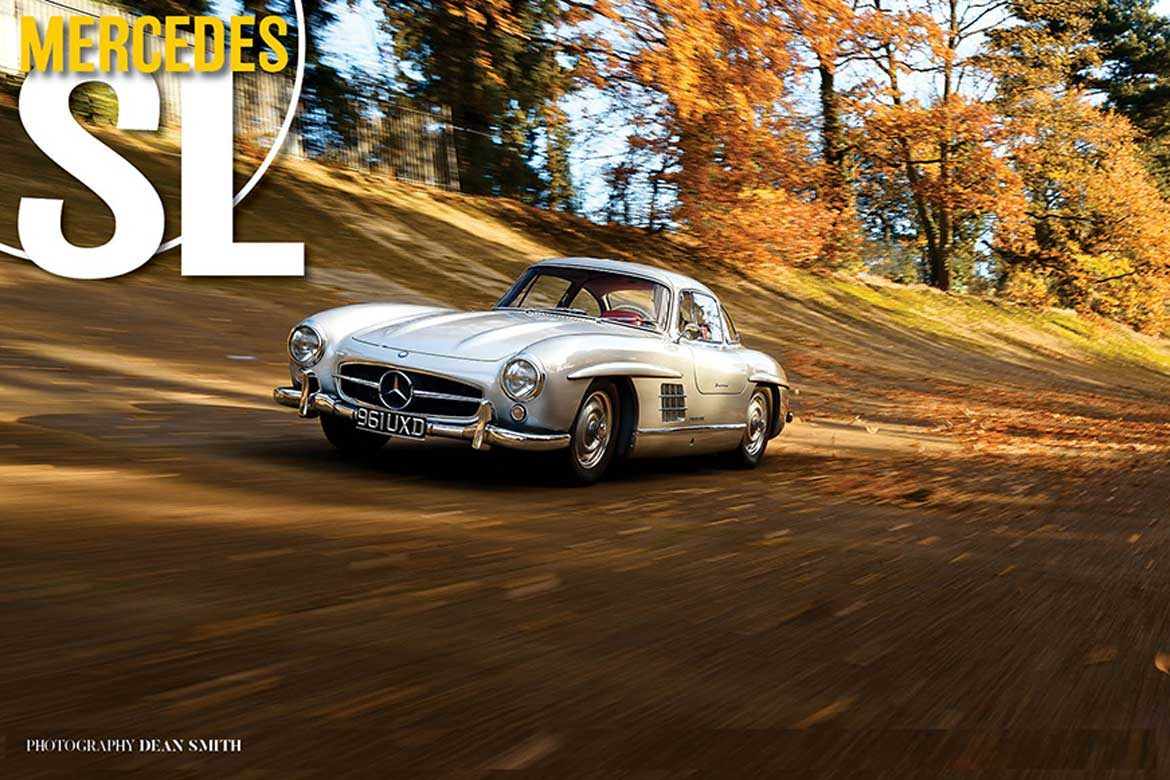 UK Based Publisher of Mercedes Enthusiast and Classic Mercedes