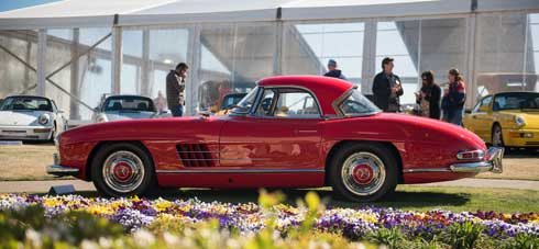 RM Sothebys 300SL Roadster For Sale Amelia Island 2018