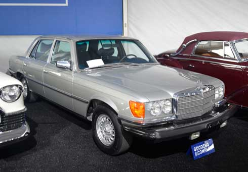 Gooding-And-Company-Pebble-Beach-2018-Mercedes-450SEL-6.9