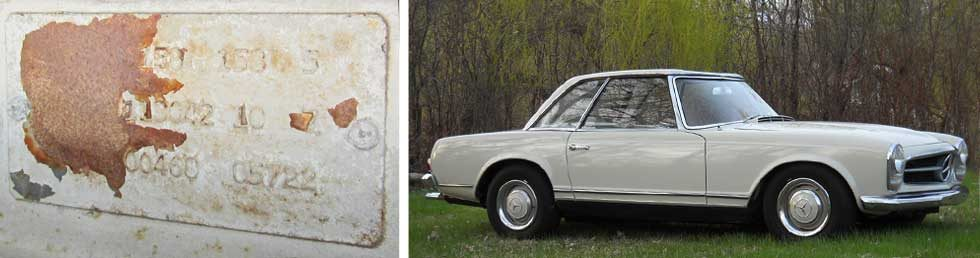 158-White-Grey-Mercedes-Paint-Color-1965-230SL