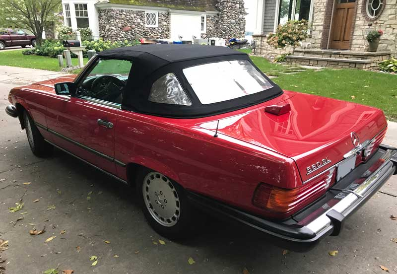 1987-Mercedes-560SL-For-Sale-Mercedes-Market-classifieds