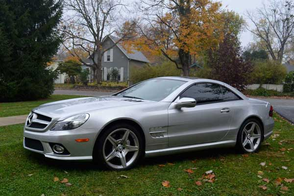 1-2009-Mercedes-R230-SL550-Silver-Arrow-1-Mercedes-Market-Options-Explained