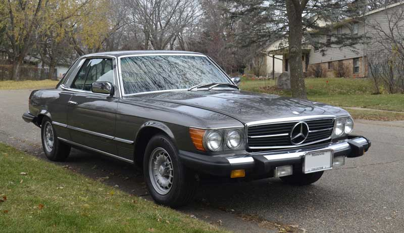 1980-Mercedes-450SLC-For-Sale-Mercedes-Market-1