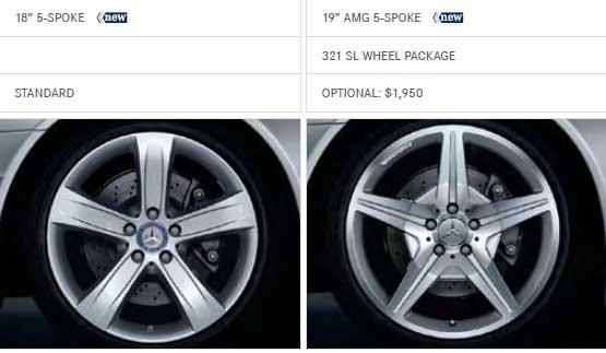 2009-Mercedes-R230-SL550-Wheel-Options---Mercedes-Market-Options-Explained