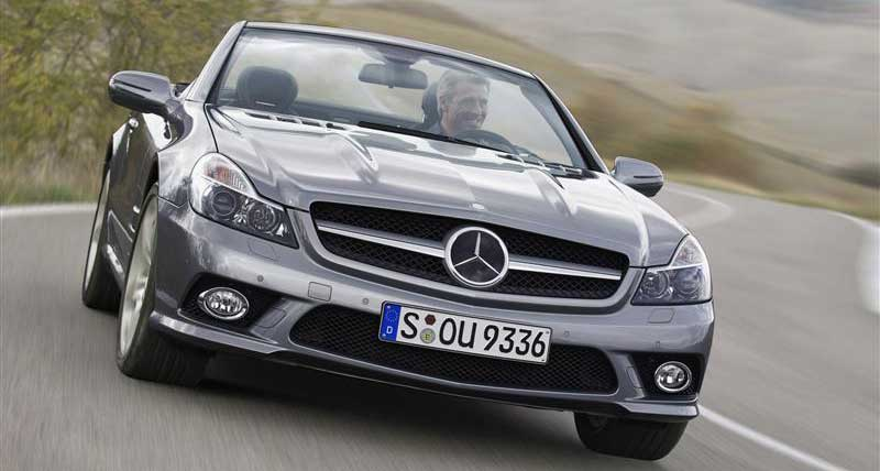 2009-Mercedes-SL550-Facelift-Mercedes-Market-Options-Explained