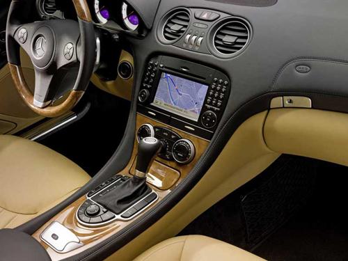 2009-Mercedes-SL550-Facelift-Mercedes-Market-Options-Explained-COMAND