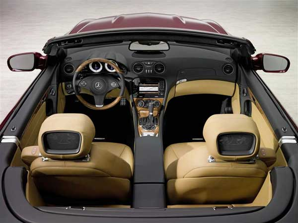 2009-Mercedes-SL550-Facelift-Mercedes-Market-Options-Explained-Interior