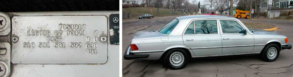735-Astral-Silver-Mercedes-Paint-Color-1977-450SEL-6.9