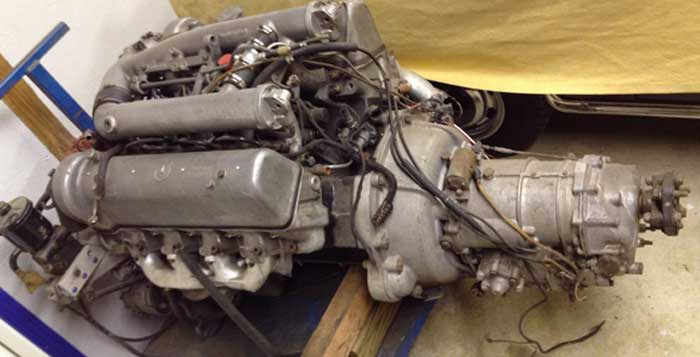 Mercedes 300 SEL 6.3 M100 Engine For Sale