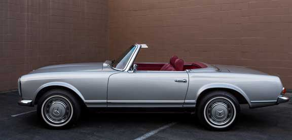 1970 Mercedes 280SL For Sale Mercedes Market