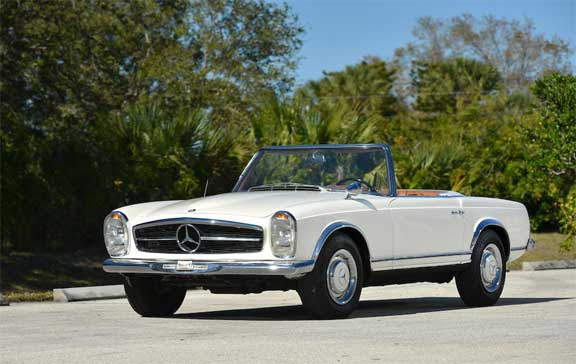 Bonhams-Auction-Amelia-Island-2019-Mercedes-W113-230SL