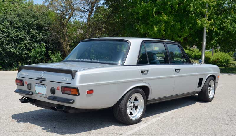 1971-Mercedes-300SEL-6.3-Pre-Merger-AMG-Mercedes-Market