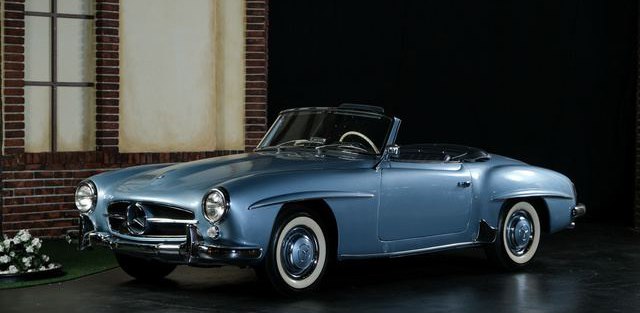 Mercedes-Market-Arizona-Auction-Report-2020-Mercedes-190SL
