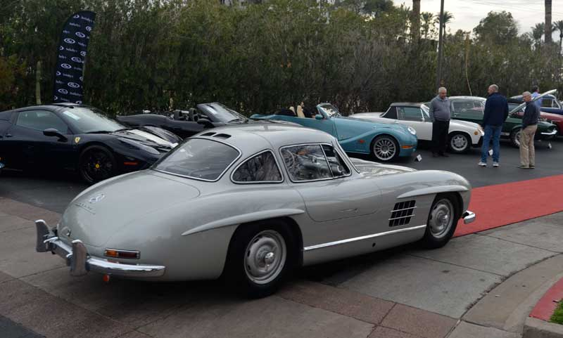 Mercedes-Market-Arizona-Auction-Report-2020-Mercedes-300SL-Gullwing