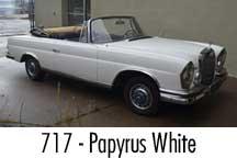 Mercedes-Paint-Color-717-Papyrus-White-Mercedes-Benz-Paint-Color-Library-Project-Mercedes-Market