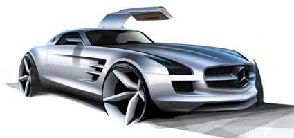 Mercedes-SLS-AMG-History-Mercedes-Market-Concept-Rendering