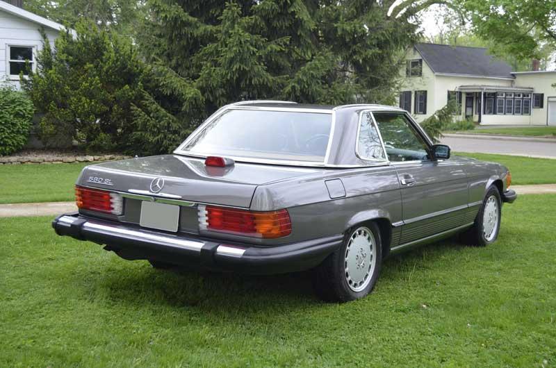 Mercedes R107 560 SL Mercedes Market