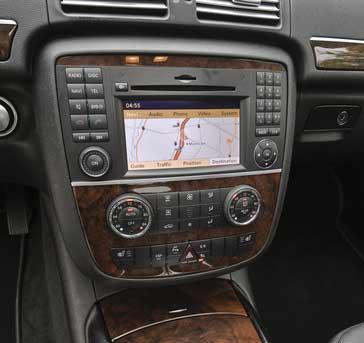 Mercedes-R-Class-2006-2012-2009-R-Class-Electronics