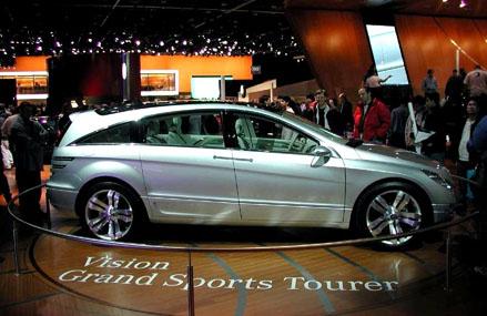 Mercedes-R-Class-2006-2012-Mercedes-Market-Mercedes-GST-Concept-Car-Detroit-2002