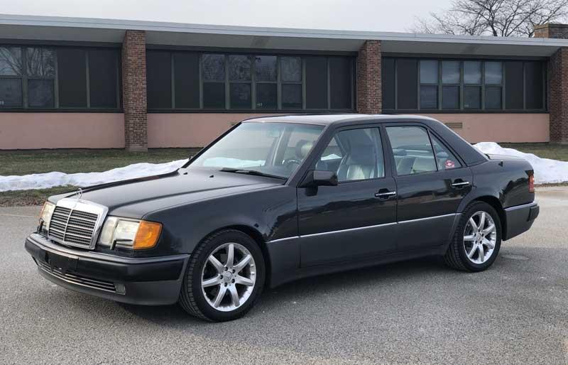 1992 Mercedes 500 E For Sale Tobin Motor Works-2