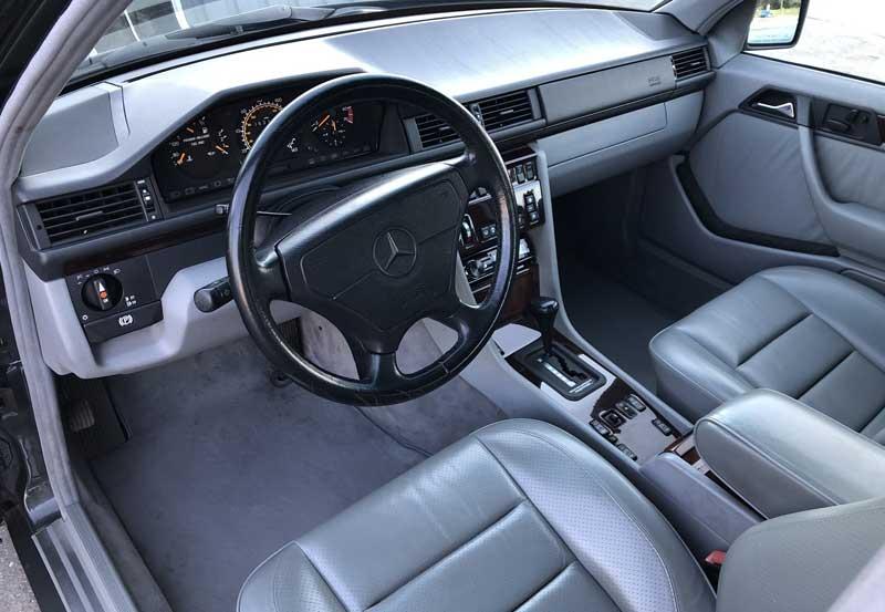 1992-Mercedes-500-E-For-Sale-Tobin-Motor-Works