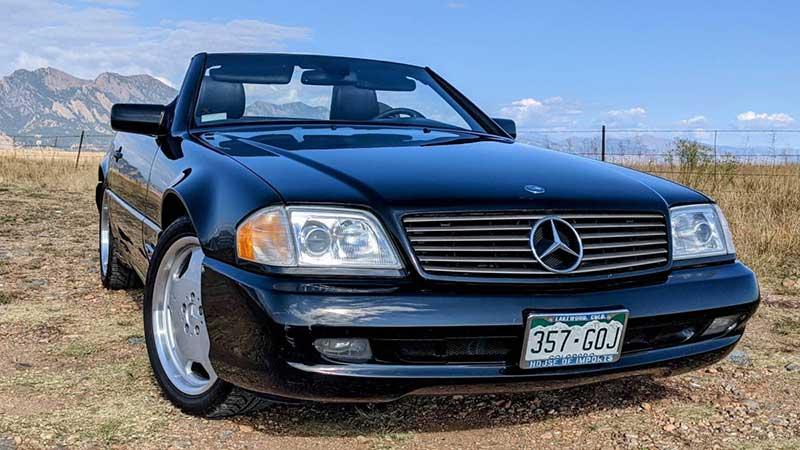 Mercedes R129 SL500 Mercedes Market For Sale